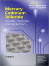 Mercury Cadmium Telluride (eBook): Growth, Properties and Applications